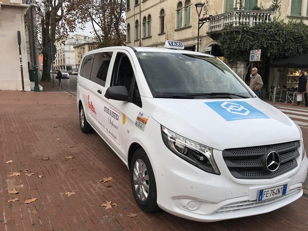 Mvmant taxi condiviso Mestre