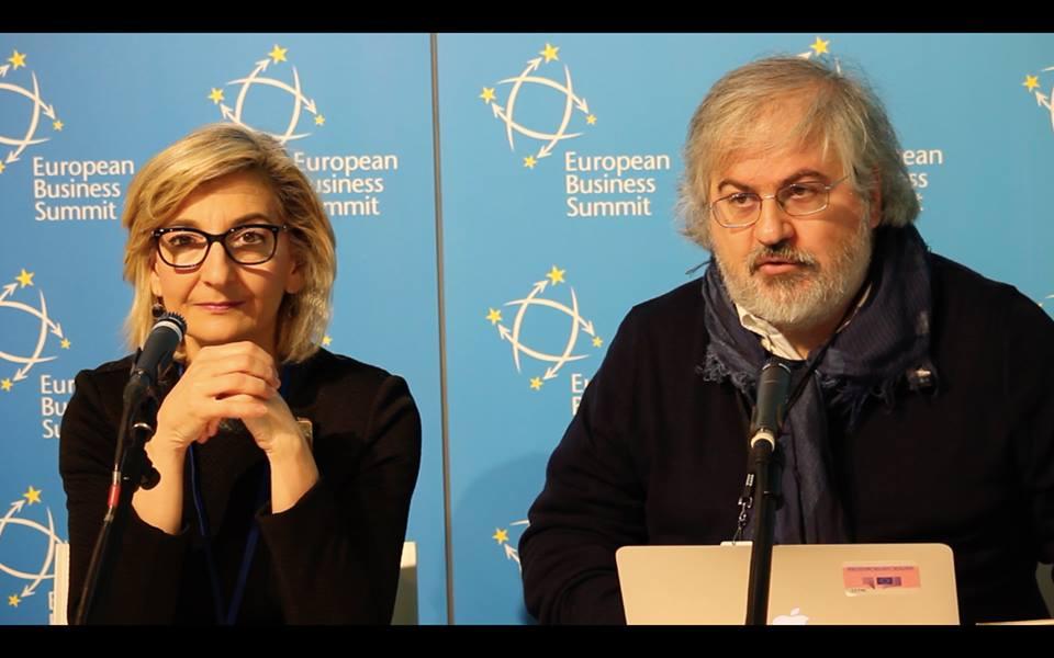 Mariuccia Teroni e Gianpiero Lotito di FacilityLive