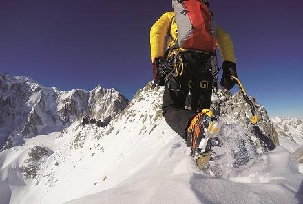 scarpa montagna ribelle