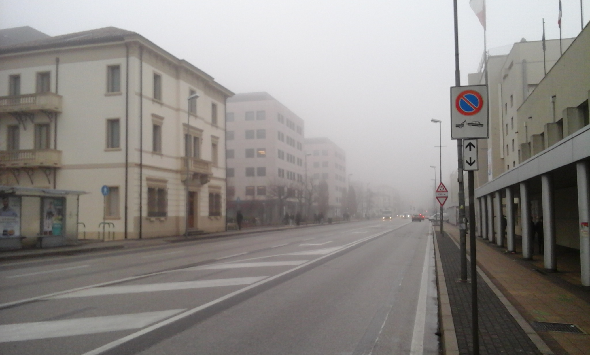 smog padova