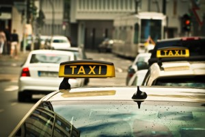 taxi taxisti