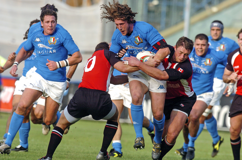 Mauro Begamasco rugby