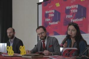 Working Title Film Festival 2 conferenza stampa. Foto Camilla Martini