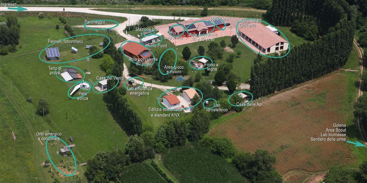 Il Green Energy Park Fenice (foto Fondazione Fenice)