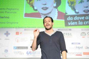 Fabrizio Stasia Blue Revolution Tour Pop Economix