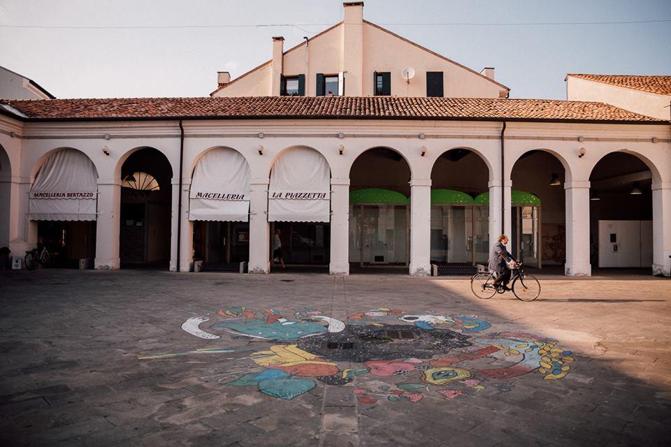 Piazza Annonaria Rovigo