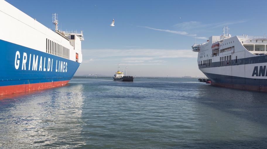 terminal di fusina porto di venezia