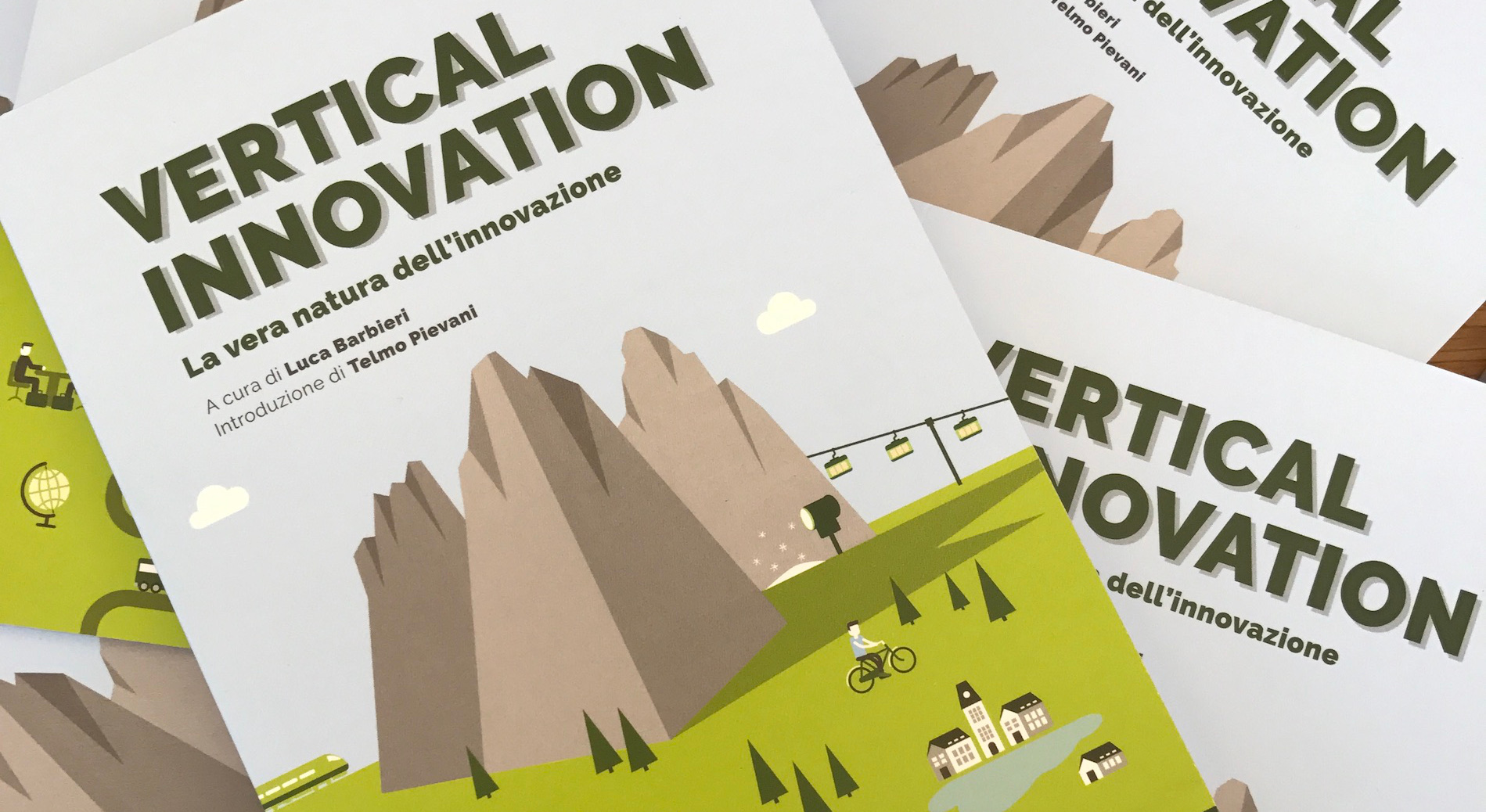 vertical innovation libro copertine