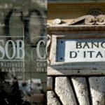 Consob Banca d'Italia