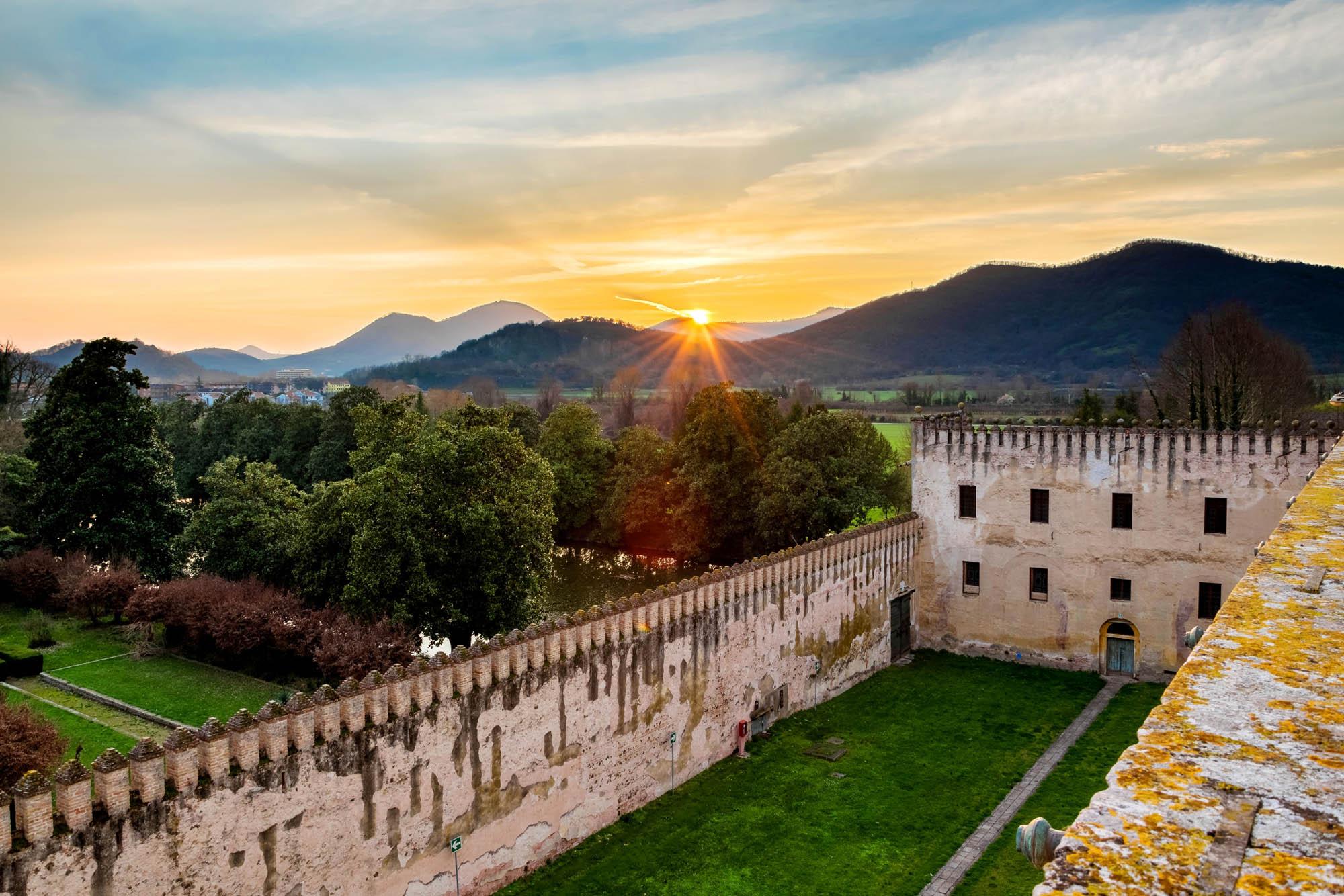 Foto Enrico Paggiaro, Copyright Castello del Catajo, http://www.castellodelcatajo.it/