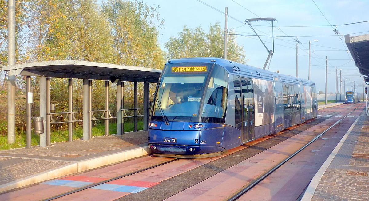 tram Padova
