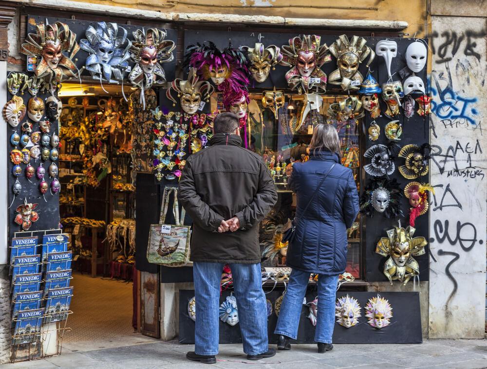 negozio venezia