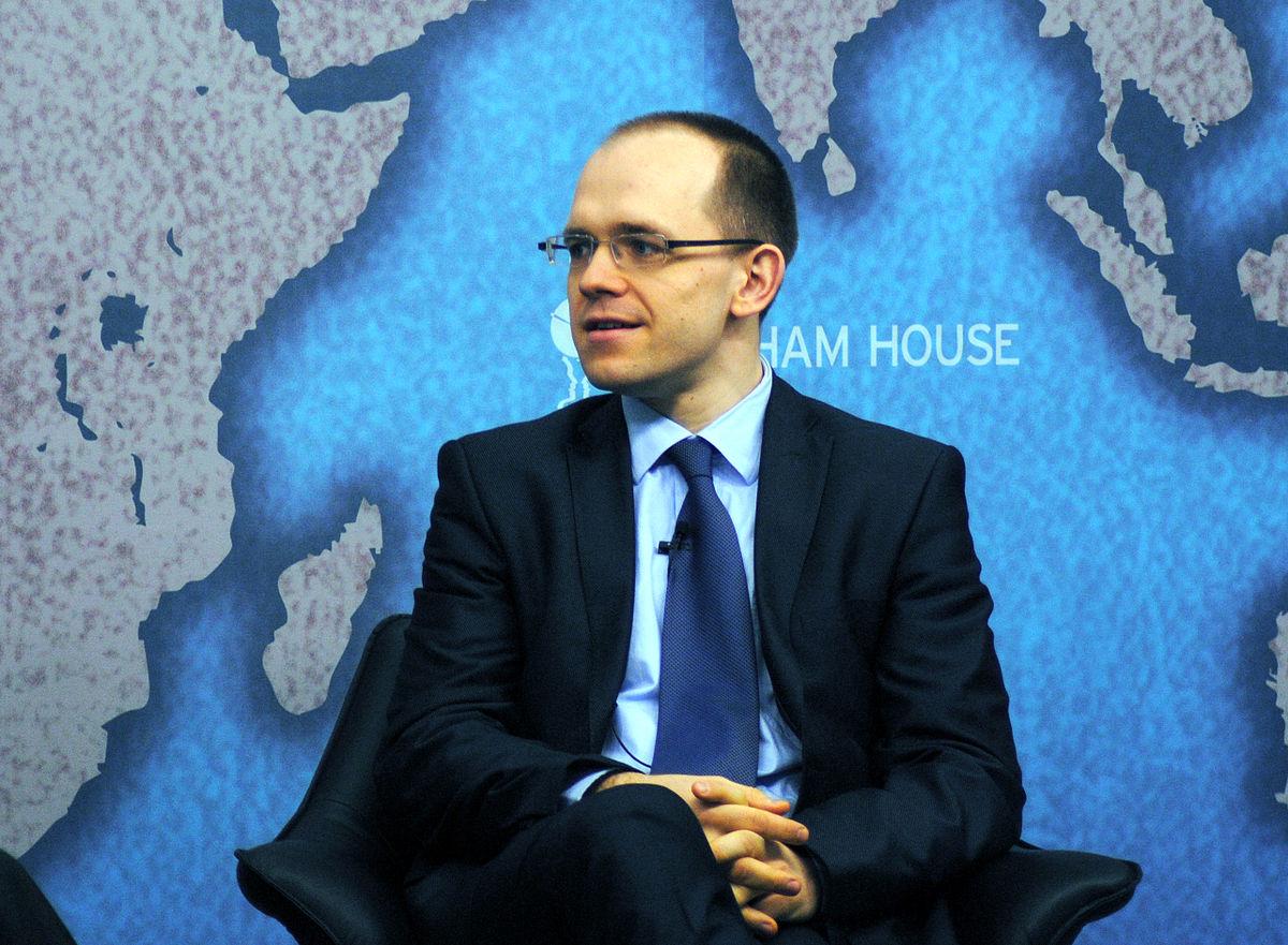 Evgeny Morozov via Wikipedia