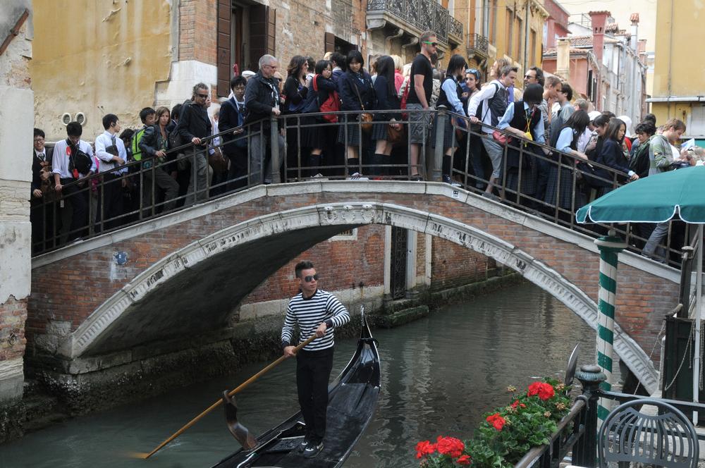 venezia turisti turismo