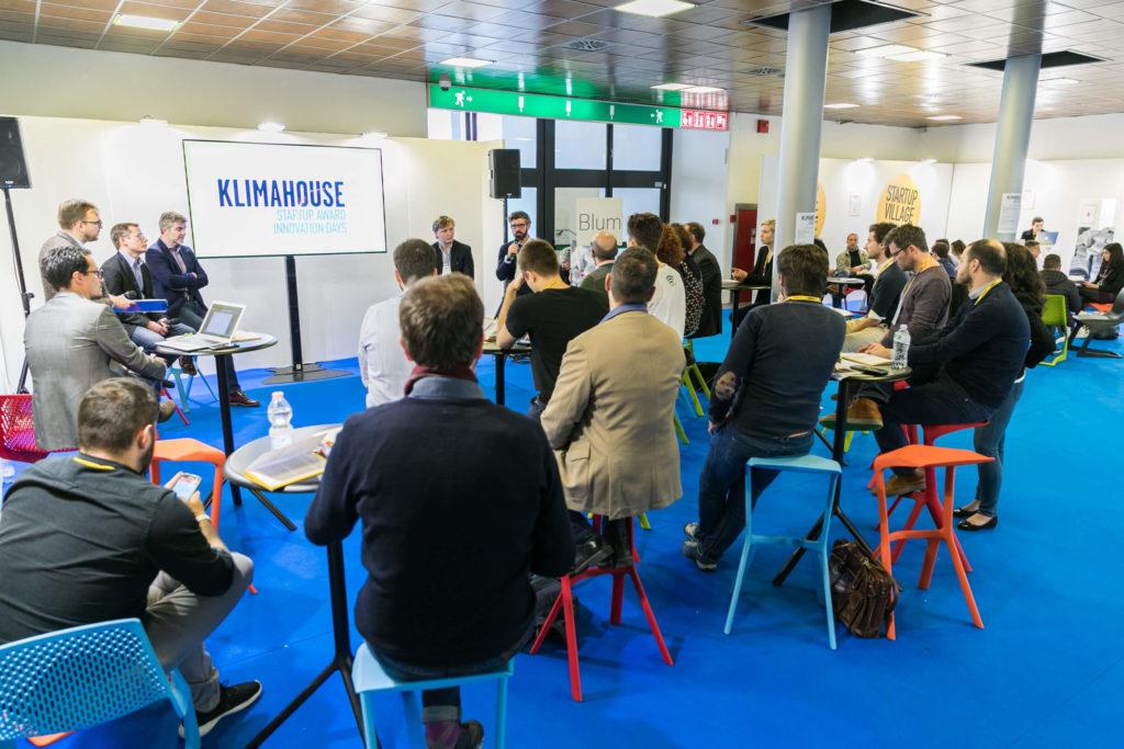 Startup dell'efficienza energetica, aperto il bando di Klimahouse 2019