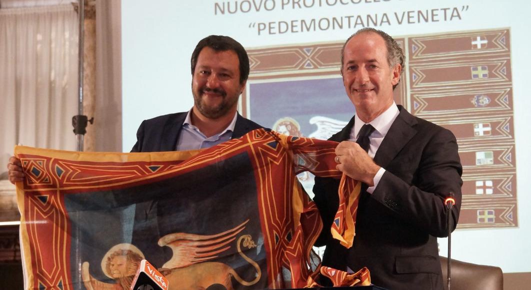 Salvini, Zaia