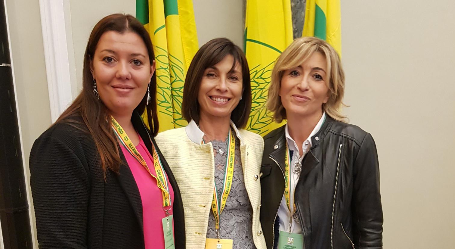 Chiara Bortolas Coldiretti