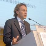 Il presidente di Confindustria Padova Massimo Pavin
