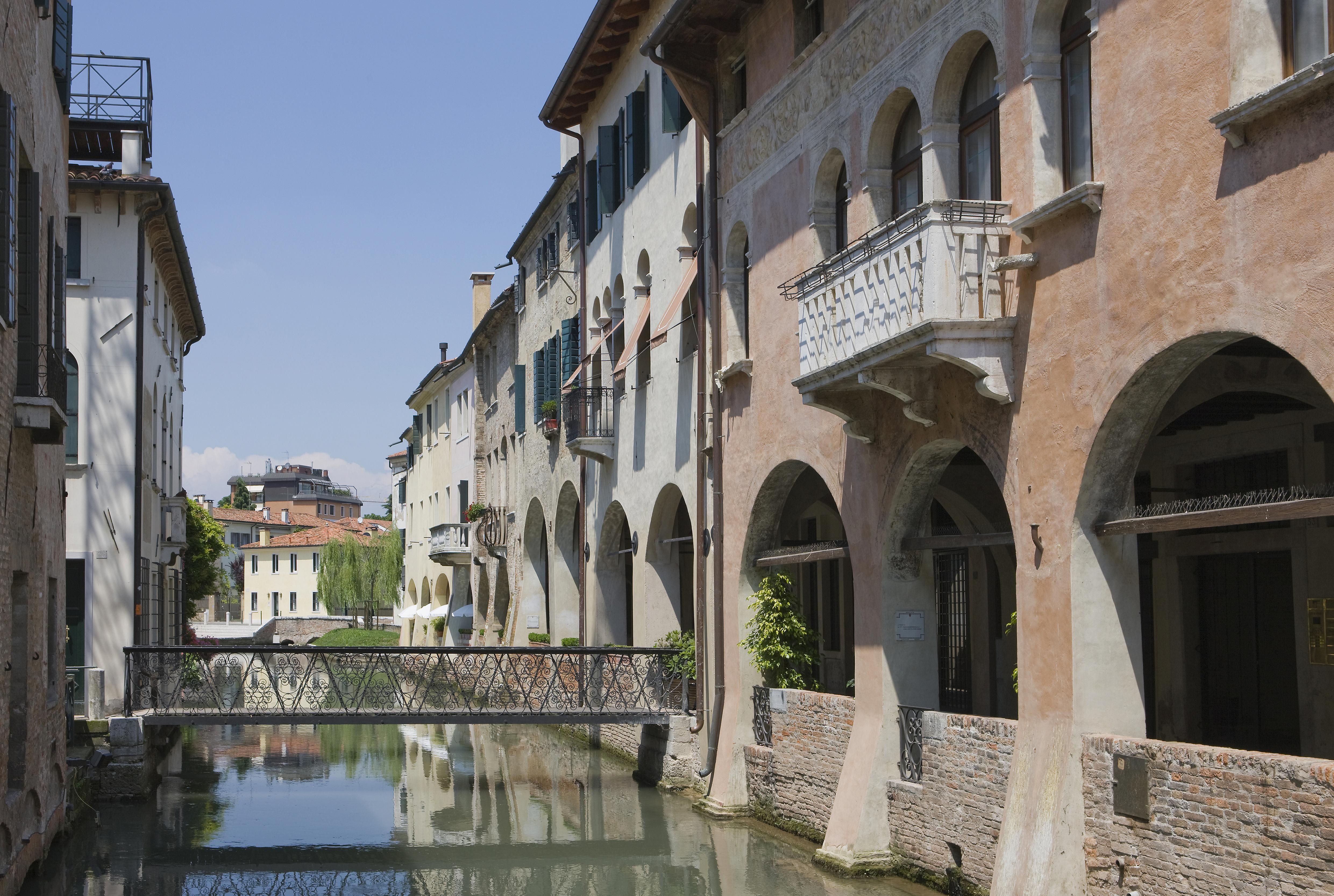 Treviso - Canale dei Buranelli