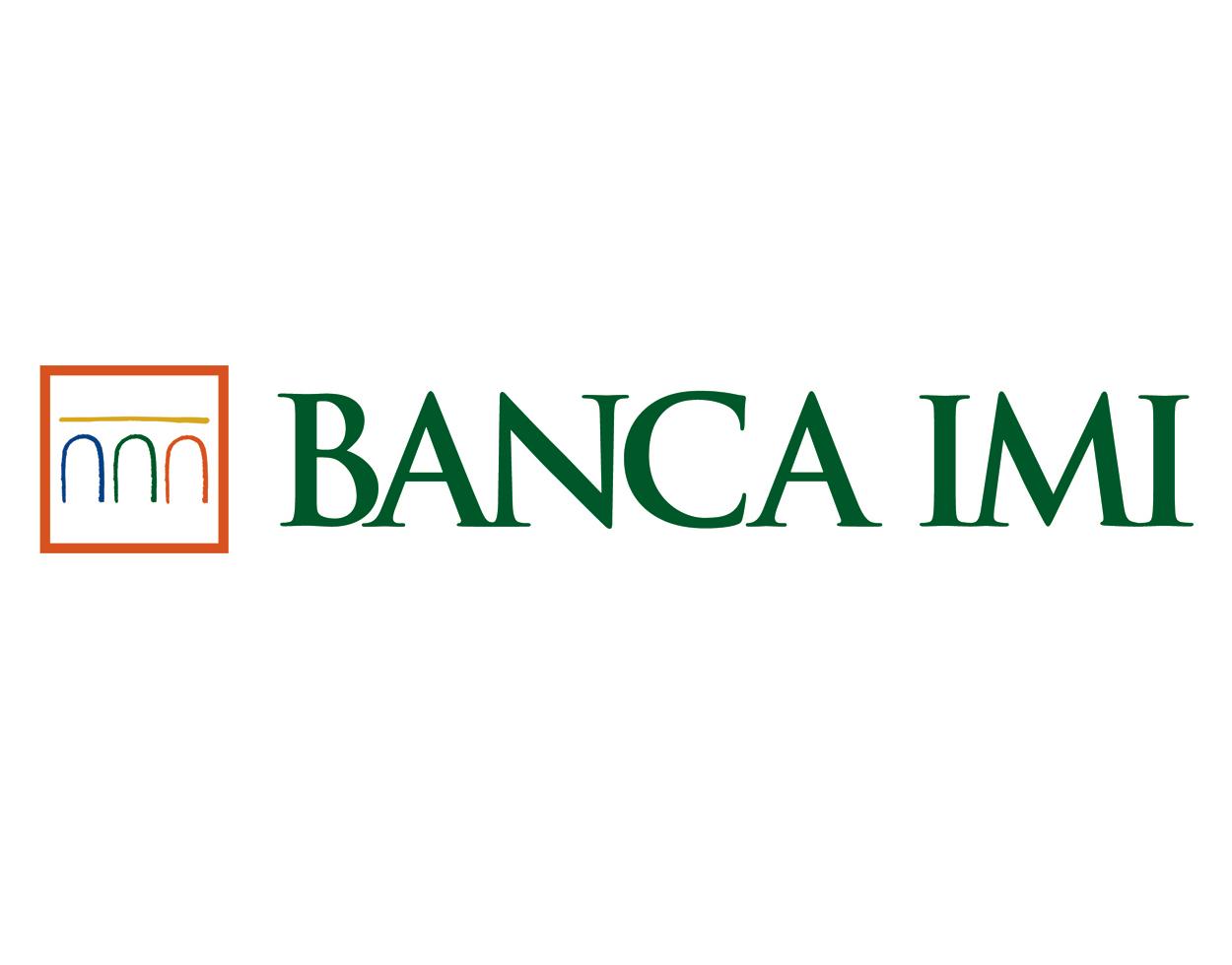 Il logo di Banca IMI