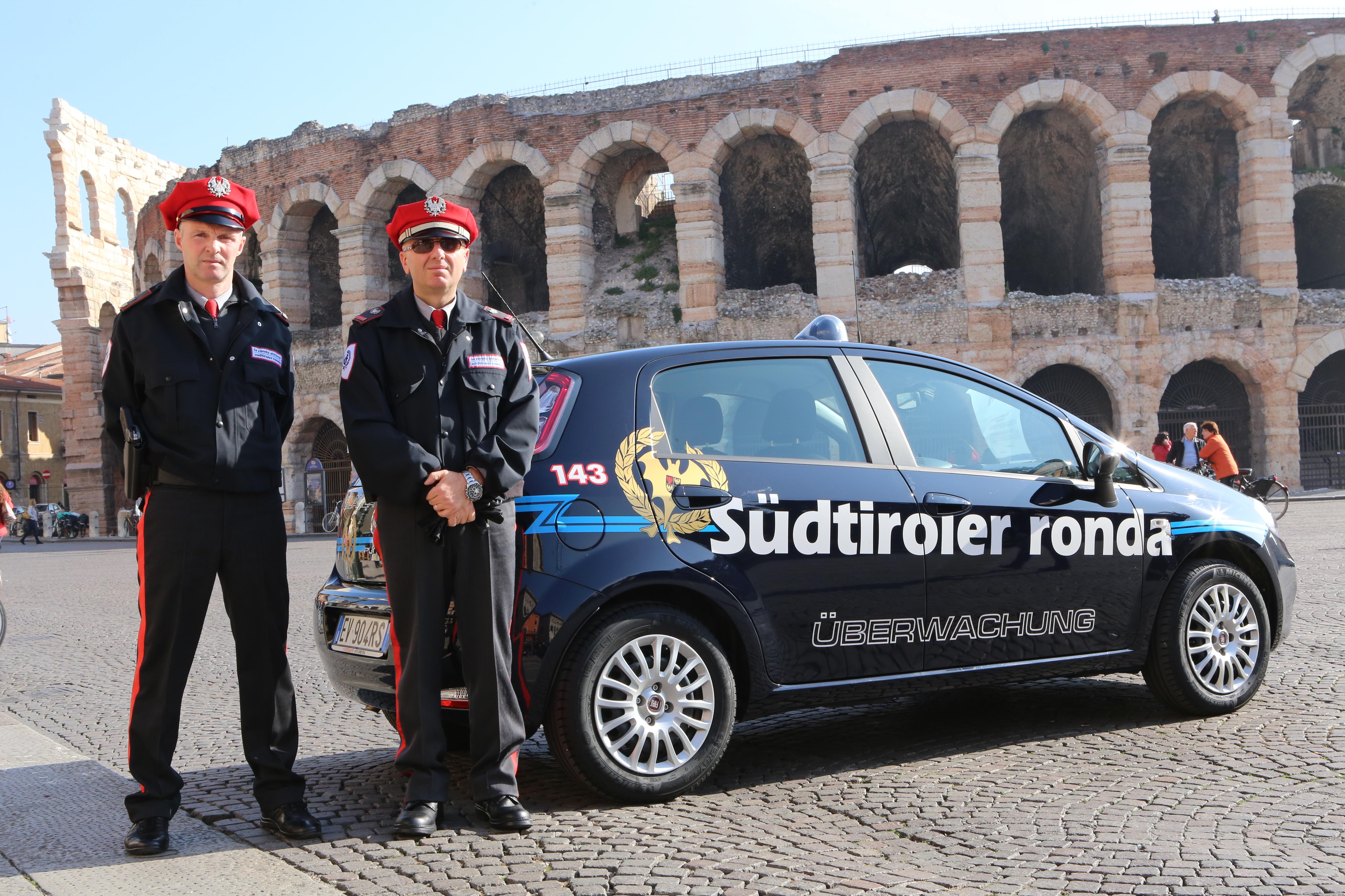 Arriva a Verona la Suedtiroler Ronda