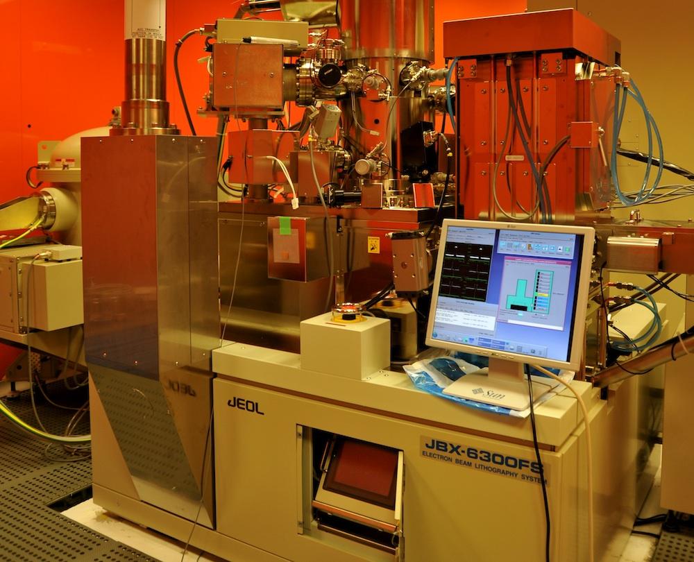 Un laboratorio di Veneto Nanotech