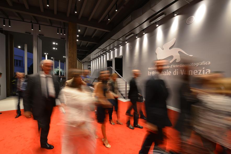 La Mostra del Cinema di Venezia