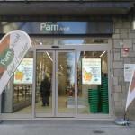 Un supermercato Pam