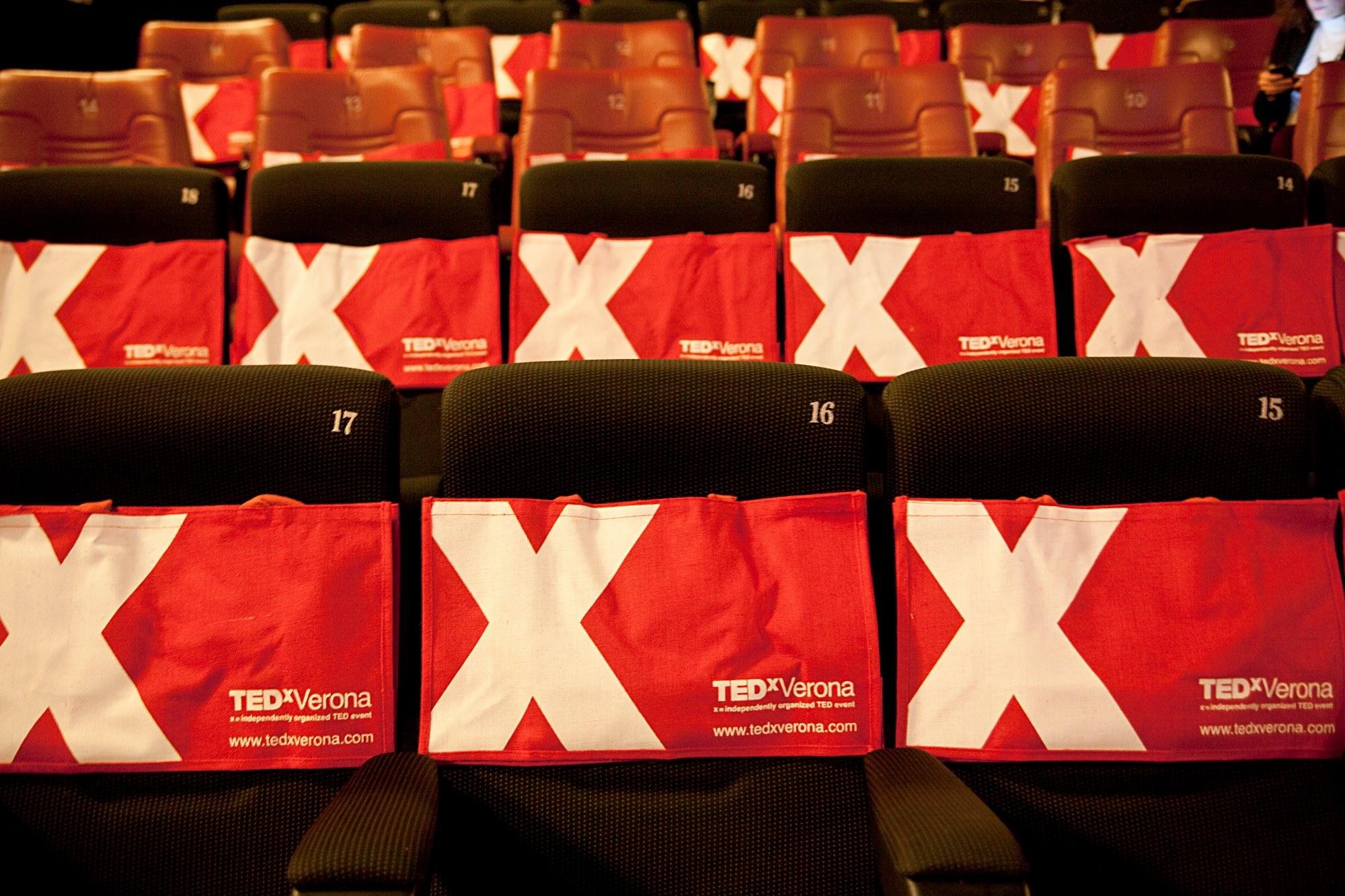 Ted X Verona