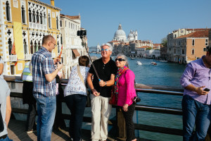 Turisti stranieri in Veneto