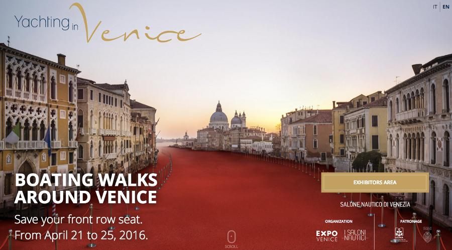 Salone nautico Expo Venice