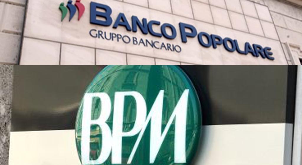 Banco Popolare e Bpm Banco Bpm