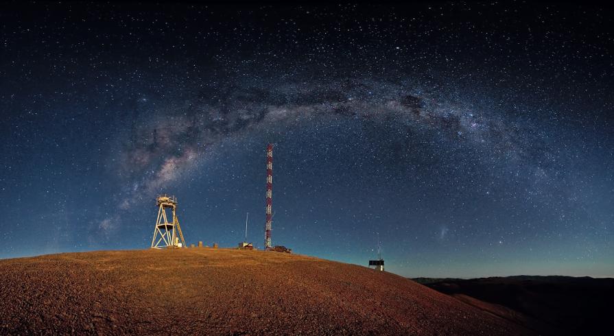 Cerro Armazones via Wikipedia