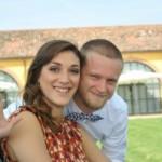 Elisa Prevedello e Davide Piasentini