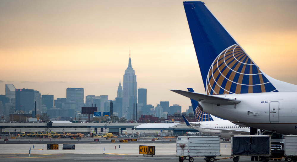 Aeroporto New York Newark