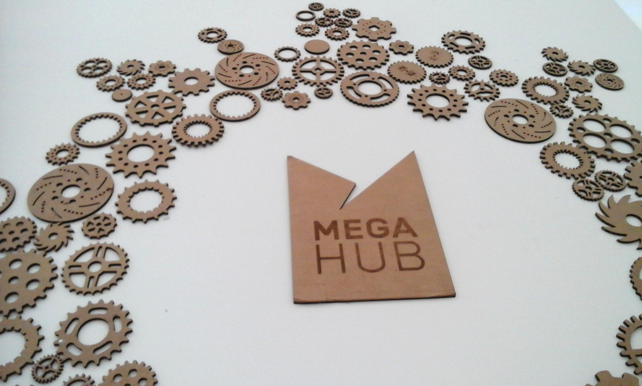 Megahub logo