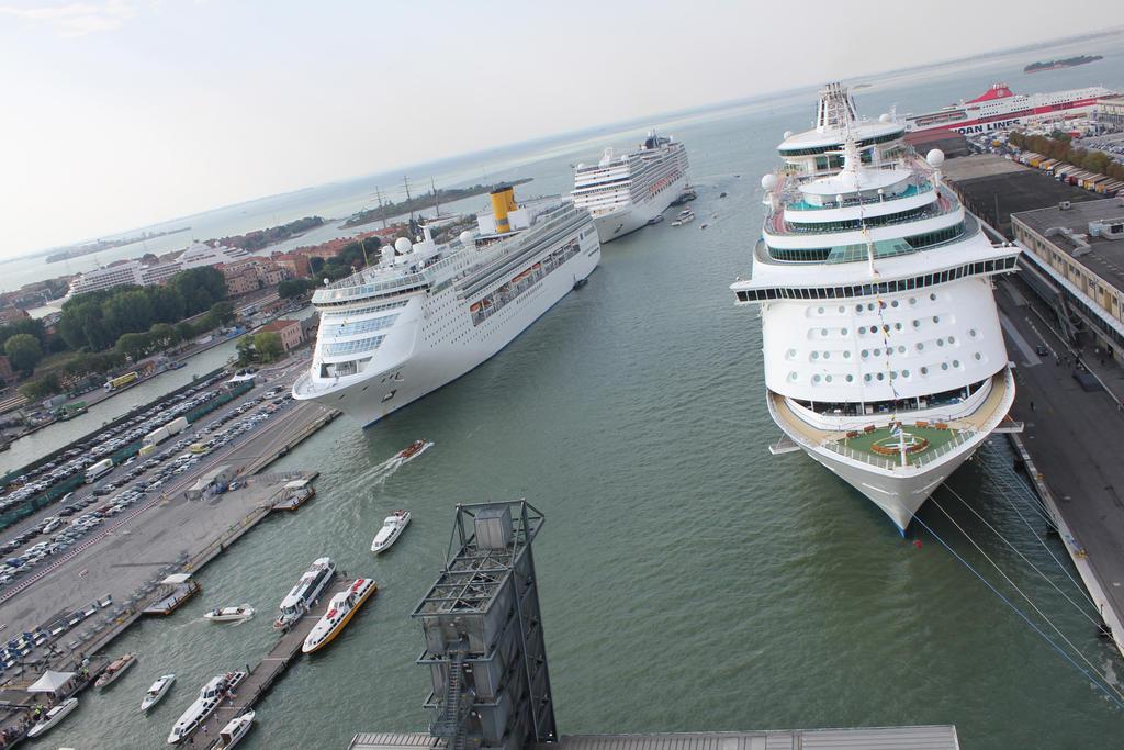 terminal crociere di Venezia