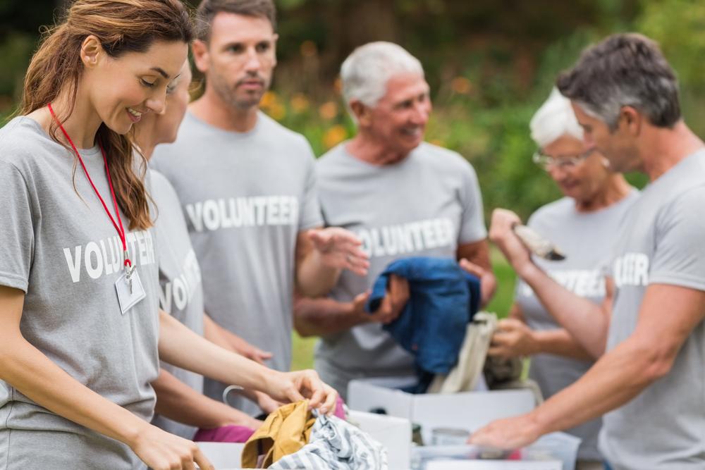 Volontari servizio civile