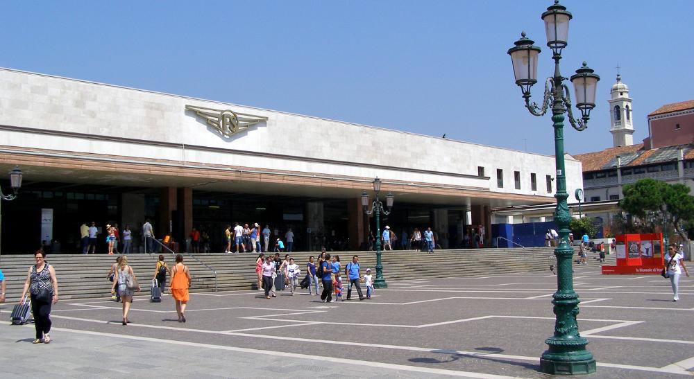 Stazione Venezia S. Lucia