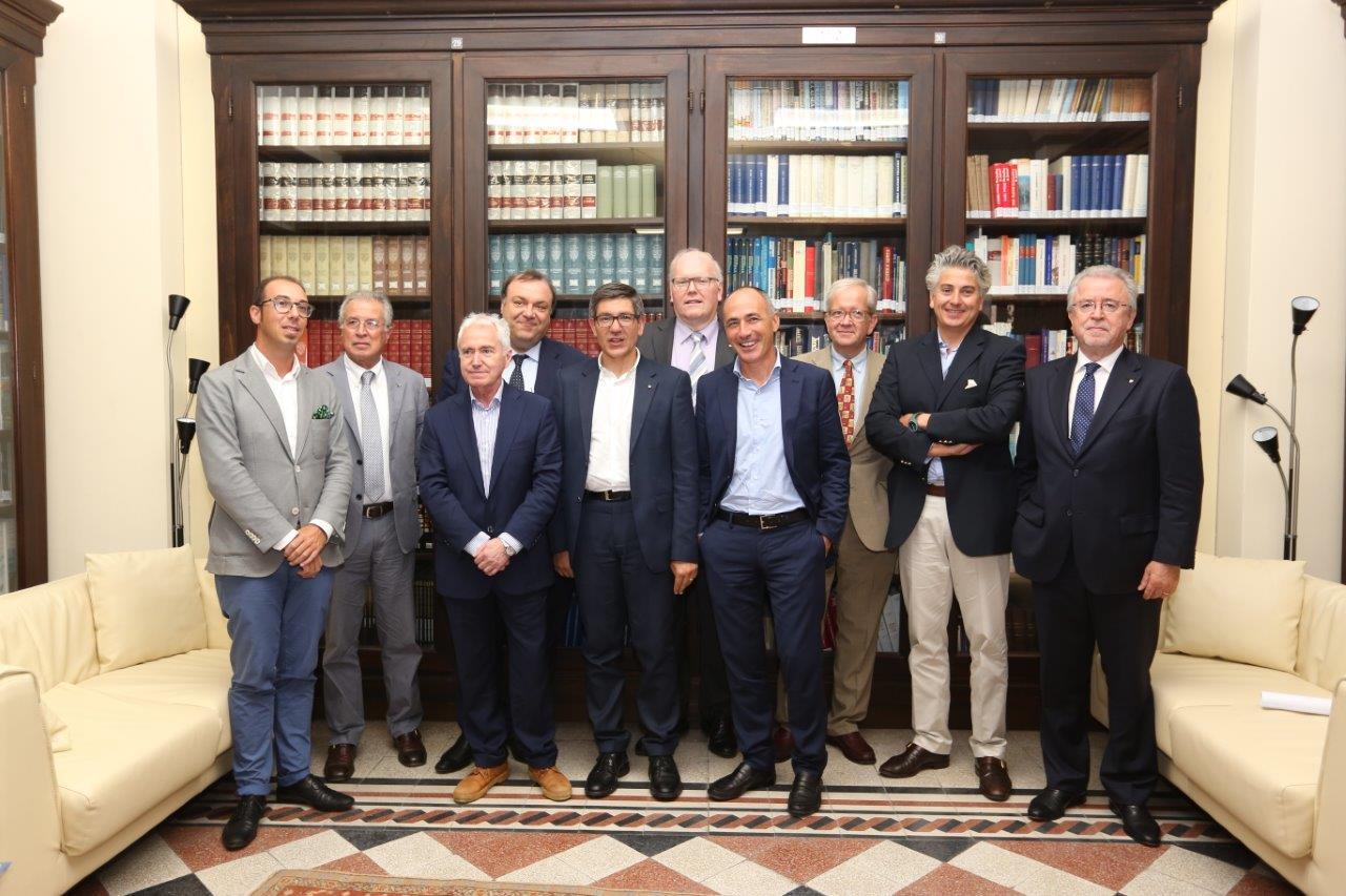 #Arsenale2022 i presidenti delle associazioni promotrici