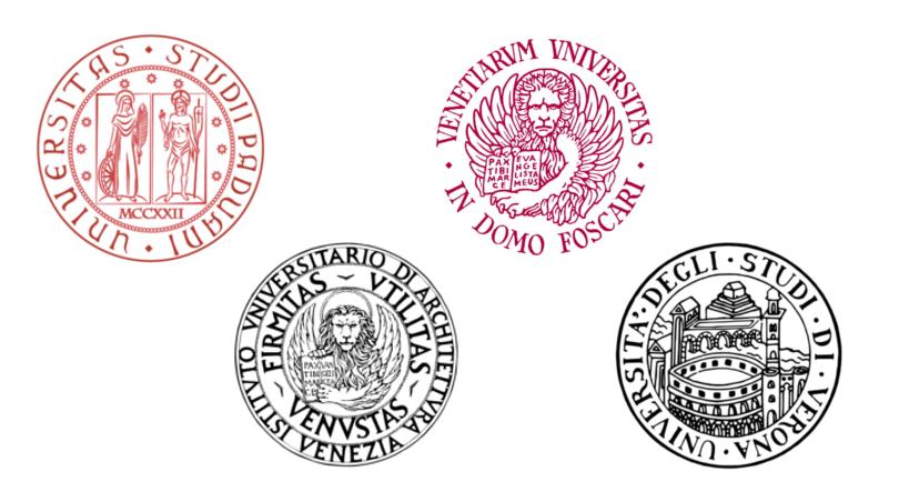 le 4 università del Veneto