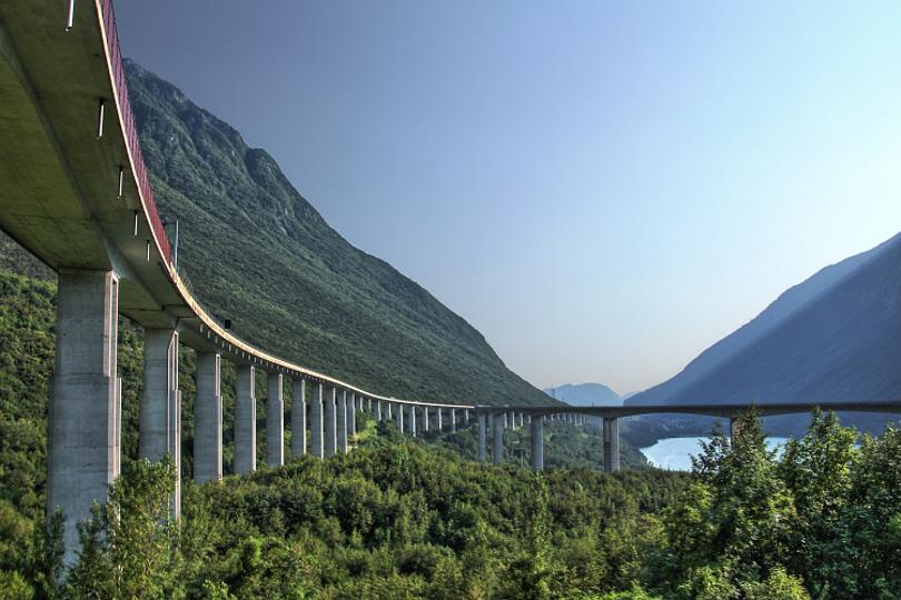 Autostrada A27 Venezia-Monaco Alemagna