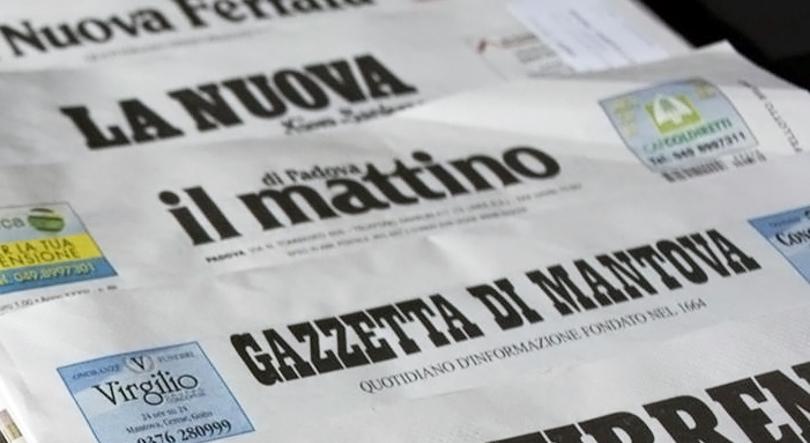 Finegil Mattino di Padova La Nuova Venezia