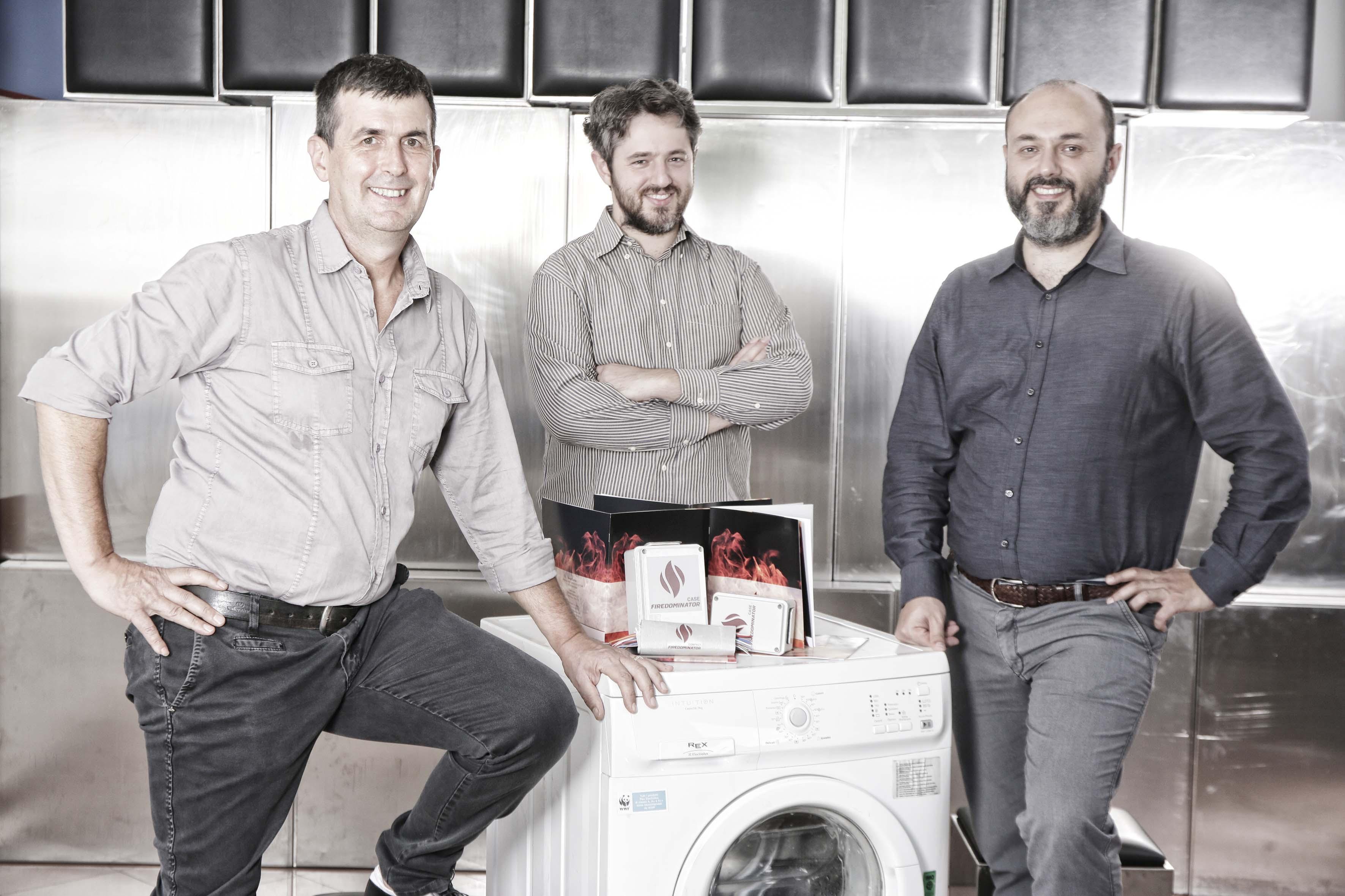 I tre inventori di FireDominator
