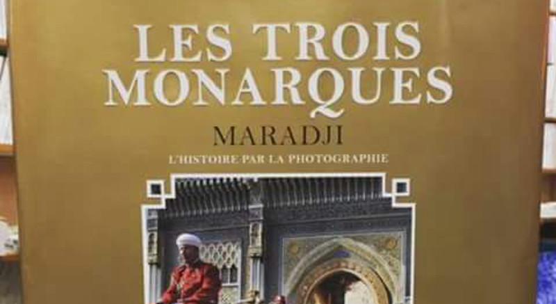 les trois monarques grafica veneta re del marocco