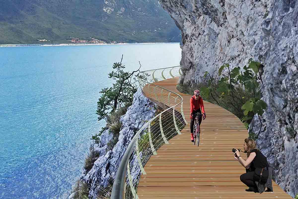 Garda by bike
