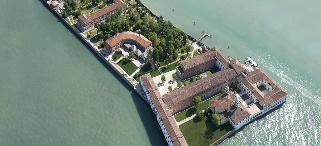 isola di san servolo a Venezia