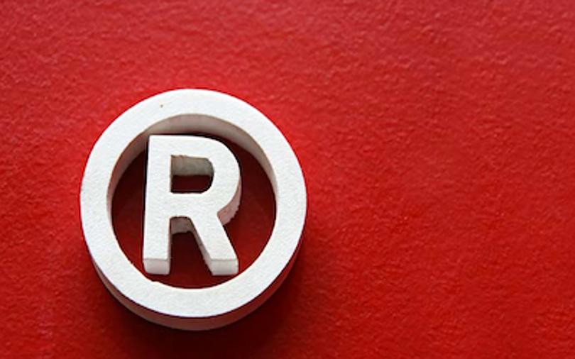 marchio registrato trade mark