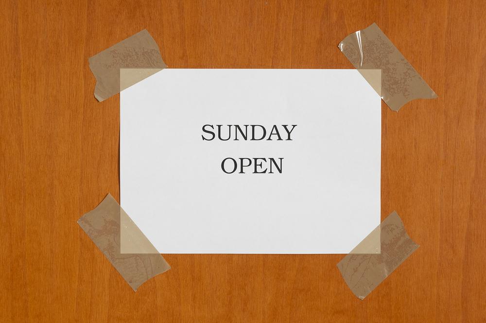 aperture domenicali
