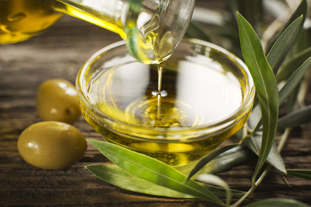 olio d'oliva ulivo